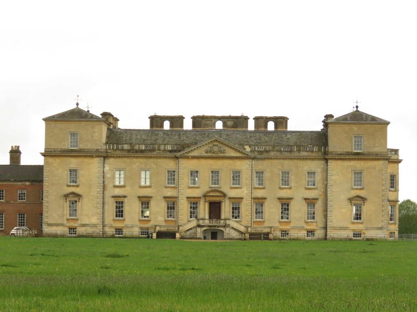 National Trust Croome Court